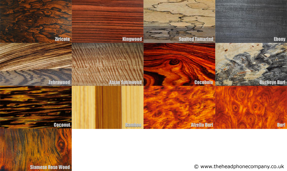 exotic wood types 1