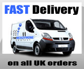 FAST Delivery on all UK orders